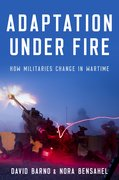 Cover for Adaptation under Fire