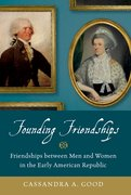 Cover for Founding Friendships