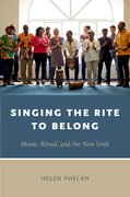 Cover for Singing the Rite to Belong