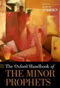Cover for The Oxford Handbook of the Minor Prophets