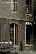 Cover for Family Secrets