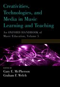 Cover for Creativities, Technologies, and Media in Music Learning and Teaching