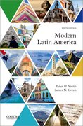 Cover for Modern Latin America - 9780190674656