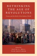 Cover for Rethinking the Age of Revolutions