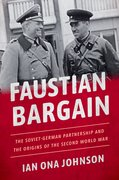 Cover for Faustian Bargain