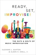 Cover for Ready, Set, Improvise!