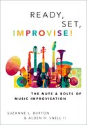 Cover for Ready, Set, Improvise! - 9780190675929
