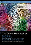 Cover for The Oxford Handbook of Moral Development