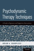 Cover for Psychodynamic Therapy Techniques
