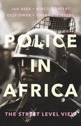 Cover for Police in Africa
