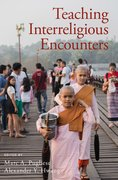 Cover for Teaching Interreligious Encounters