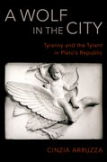 Cover for A Wolf in the City - 9780190678852