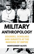 Cover for Military Anthropology