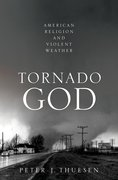 Cover for Tornado God