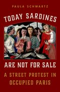 Cover for Today Sardines Are Not for Sale - 9780190681548
