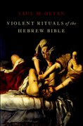 Cover for Violent Rituals of the Hebrew Bible