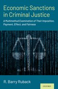 Cover for Economic Sanctions in Criminal Justice
