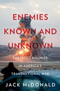 Cover for Enemies Known and Unknown