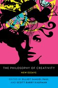 Cover for The Philosophy of Creativity