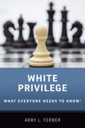 Cover for White Privilege