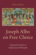 Cover for Joseph Albo on Free Choice