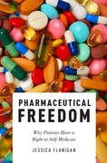 Cover for Pharmaceutical Freedom - 9780190684549
