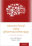 Cover for Neurocritical Care Pharmacotherapy