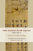 Cover for The Analects of Dasan, Volume II