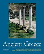 Cover for Ancient Greece