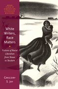 Cover for White Writers, Race Matters