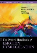 Cover for The Oxford Handbook of Emotion Dysregulation