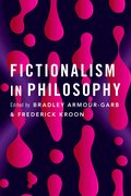 Cover for Fictionalism in Philosophy