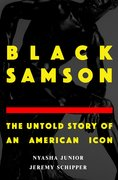 Cover for Black Samson