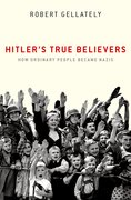 Cover for Hitler's True Believers - 9780190689902
