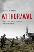 Cover for Withdrawal - 9780190691080