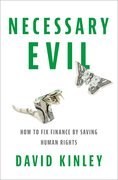 Cover for Necessary Evil - 9780190691127
