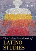 Cover for The Oxford Handbook of Latino Studies