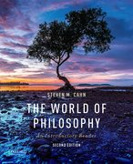 Cover for The World of Philosophy