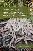 Cover for Kant on Evil, Self-Deception, and Moral Reform