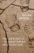 Cover for The Conceit of Humanitarian Intervention