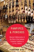 Cover for Panpipes & Ponchos - 9780190692285