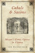 Cover for Cabals and Satires