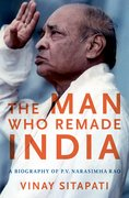 Cover for The Man Who Remade India