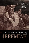 Cover for The Oxford Handbook of Jeremiah