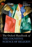 Cover for The Oxford Handbook of the Cognitive Science of Religion
