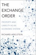 Cover for The Exchange Order - 9780190694272