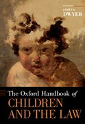 Cover for The Oxford Handbook of Children and the Law