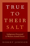 Cover for True to Their Salt