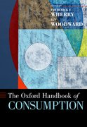 Cover for The Oxford Handbook of Consumption