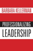 Cover for Professionalizing Leadership